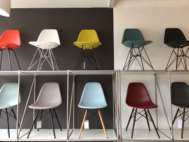 Eames-Plastic-Chairs