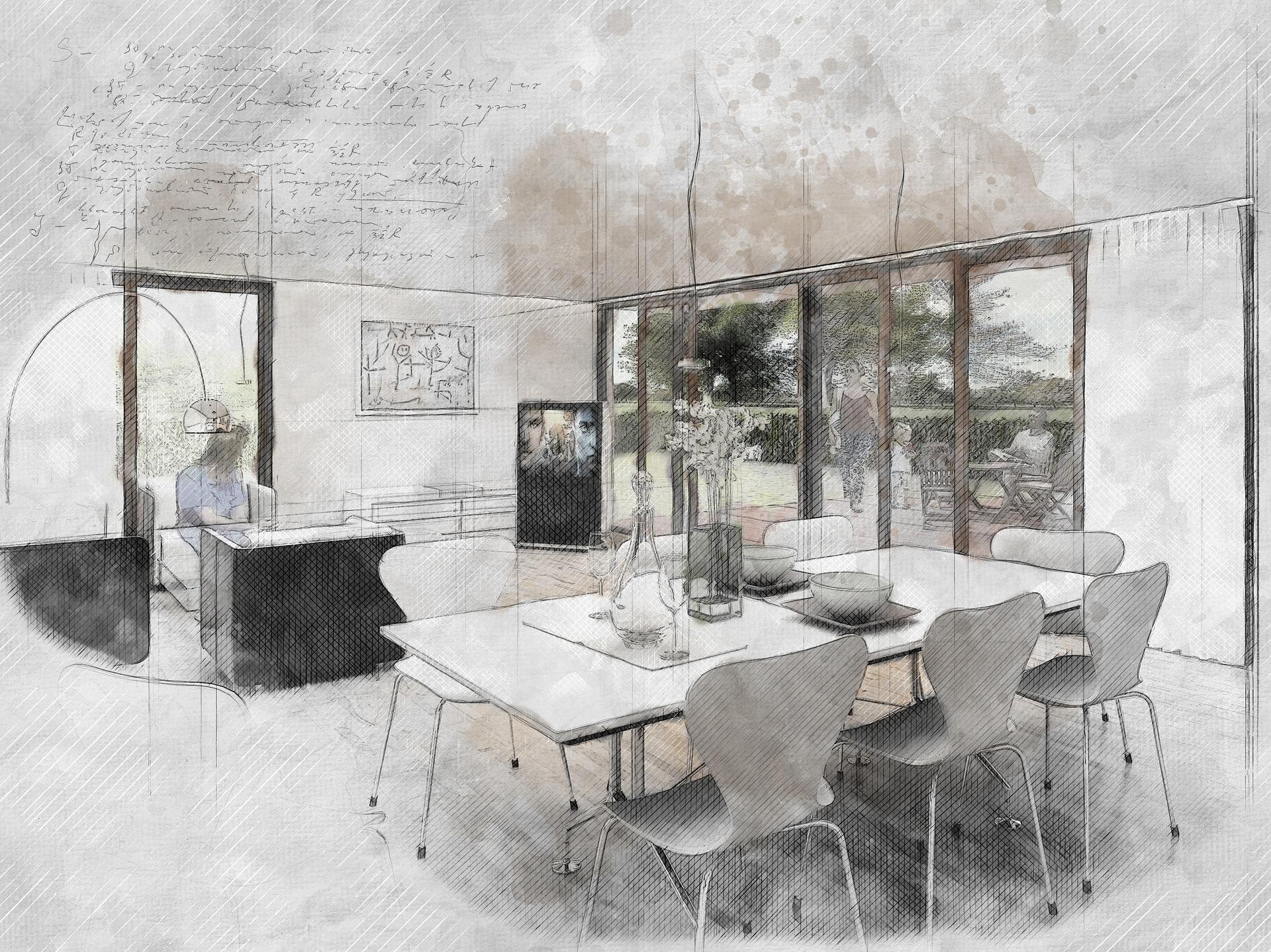 Innenarchitektur / Planungen| m04 - moderne räumem04 – moderne räume